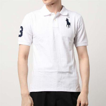 『ポロ ラルフローレン』ビッグポニーポロシャツ