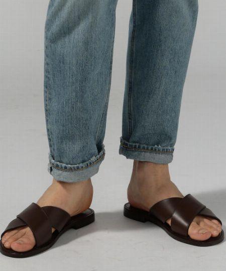 履くほどに足に馴染む