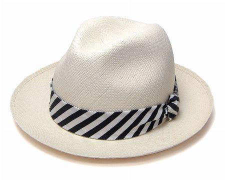 パナマ中折れ帽