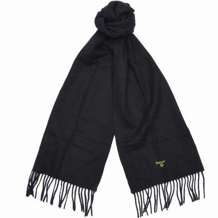 プレーン ラムウール スカーフ