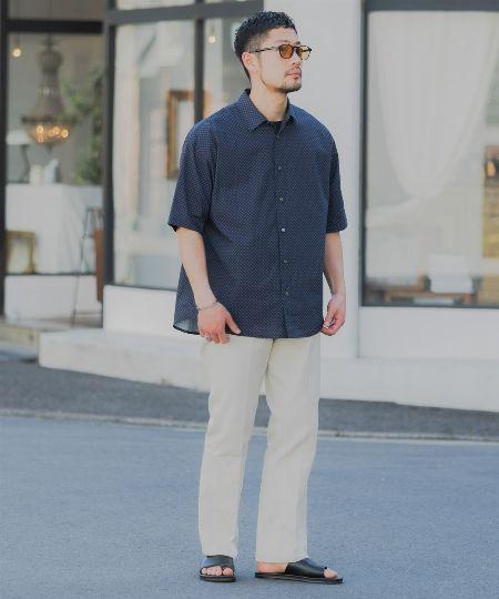 子供っぽく見せない。半袖シャツの選び方とは