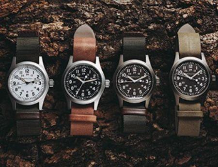 アメリカの古き良き時代を知る時計ブランドとして