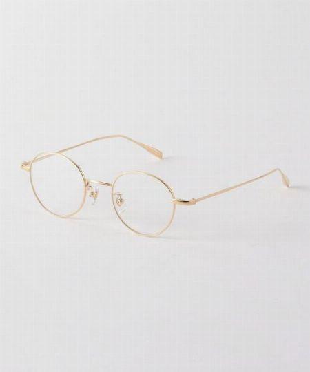 『金子眼鏡』×『ビューティー&ユース ユナイテッドアローズ』ハリー