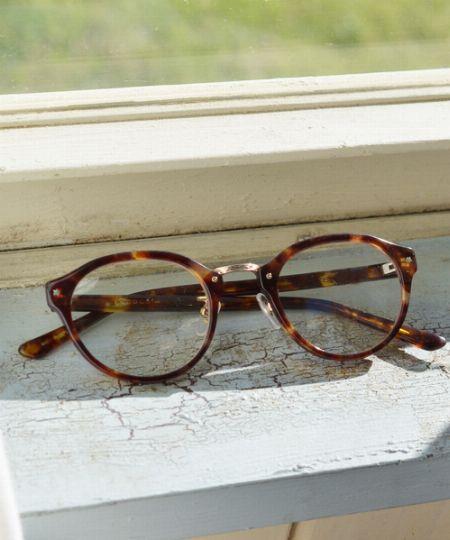 日本の意匠が楽しめる。『金子眼鏡』がアツい