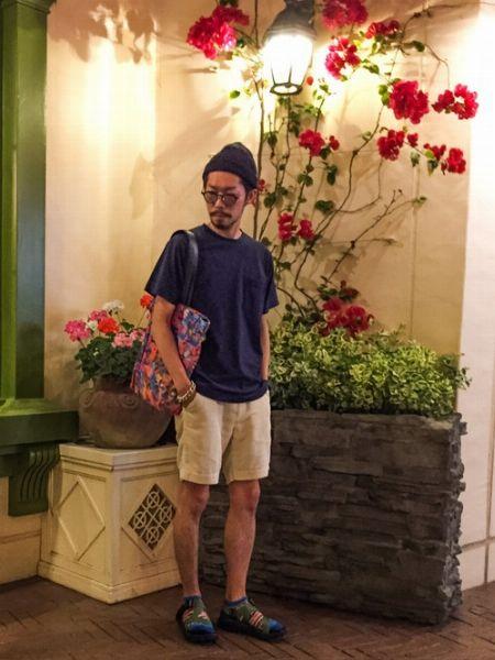 ▼『金子眼鏡』を使った春夏コーデのポイント 4枚目の画像