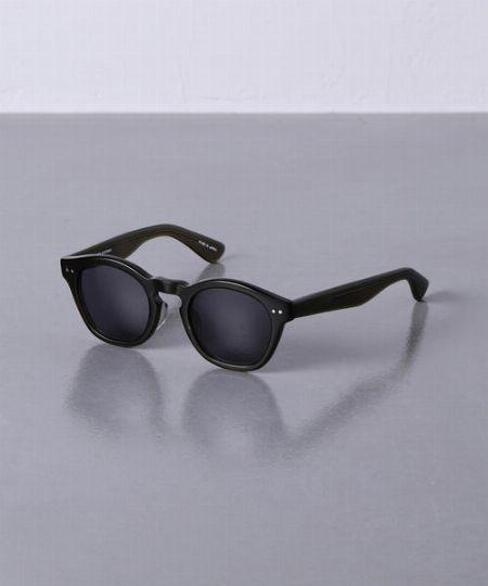 『金子眼鏡』×『ユナイテッドアローズ』オーウェンサングラス 2枚目の画像