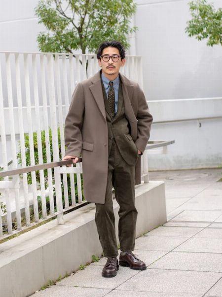 脱ネクタイの今だからこそ、ネクタイで目立とう!