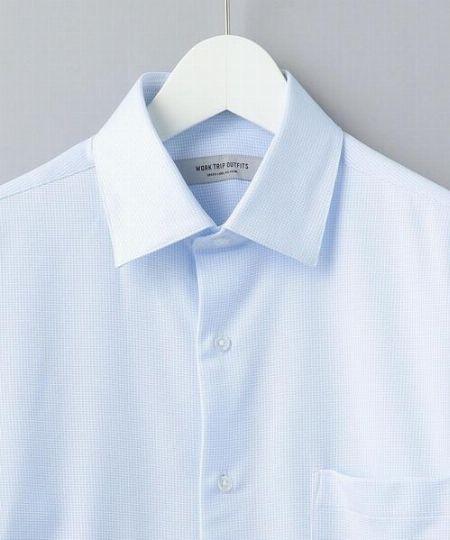 ワイシャツのサイズ選びの基本は「首周り」と「裄丈」