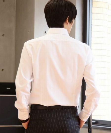 ワイシャツのサイズ選びの基本は「首周り」と「裄丈」 2枚目の画像