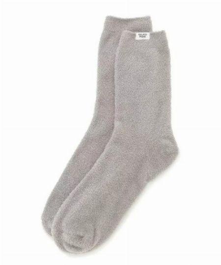モノグラムシャツ&モノグラムハーフパンツ
