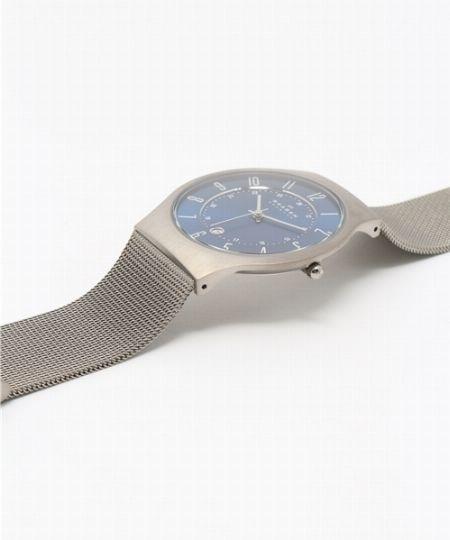 ミニマルな腕時計の先駆け。『スカーゲン』ならではの魅力とは? 3枚目の画像