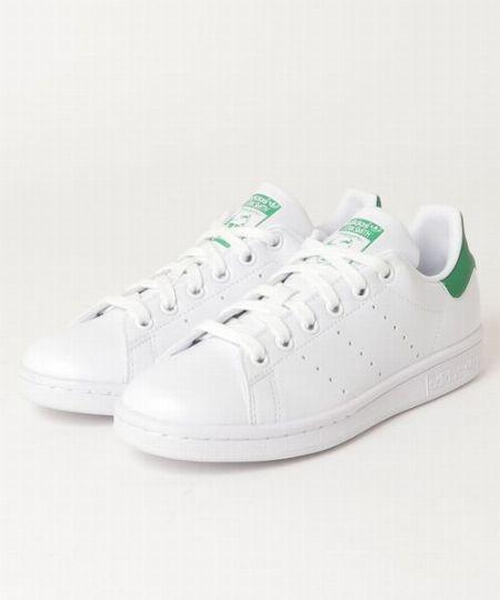 永遠の定番カラー「ホワイト×グリーン」