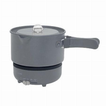 鍋と焼きの2WAYで使える『ヤマゼン』のアコルデ クッキングポット&プレート