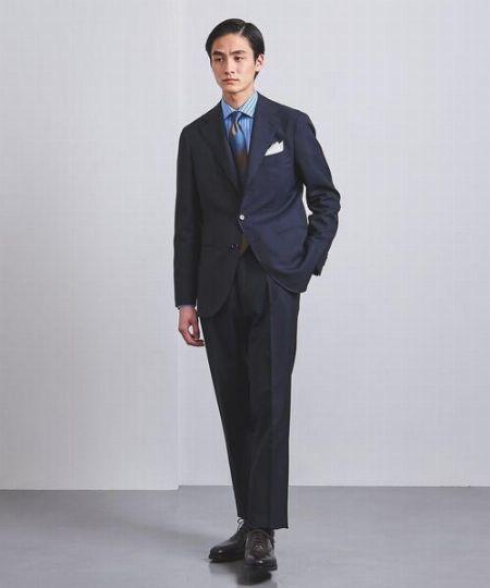 スーツを着る機会が減ったとはいえ、ここぞというきスーツの威力は絶対的