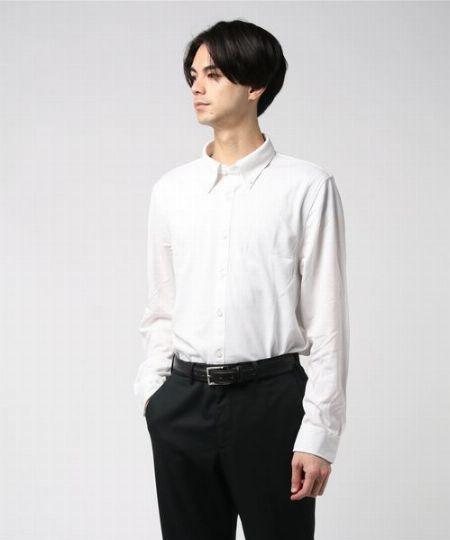 得意のシャツは、確かな品質で名品揃い!