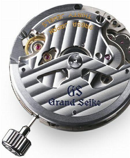 """『グランドセイコー』が発明したハイブリッドエンジン。""""9R""""スプリングドライブ 2枚目の画像"""