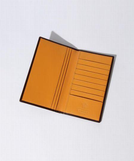 二つ折りロングウォレット 2枚目の画像