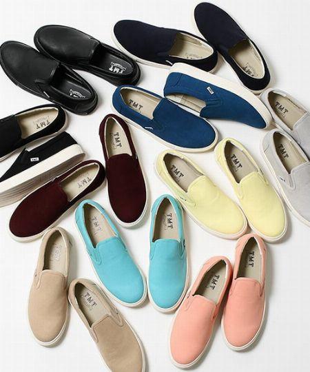 スリッポンって、そもそもどんな靴?