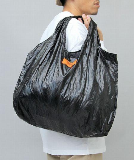 『ユニバーサルオーバーオール』メタリックカラー 大容量エコバッグ