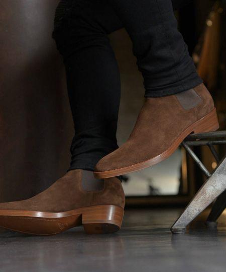 『ブッテロ』のブーツを選ぶときに気をつけたいサイズ感