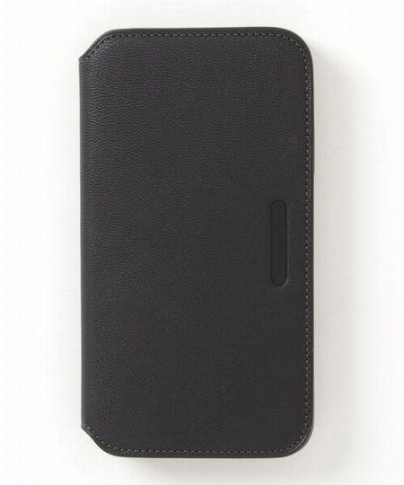 『ブラックレーベル・クレストブリッジ』クレストブリッジチェック PVC iPhoneケース