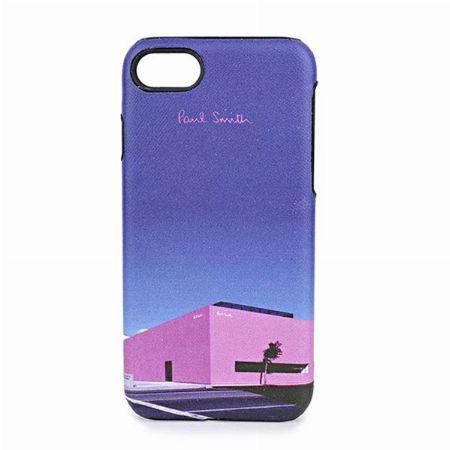 『ポール・スミス』LAショップ プリント iPhoneケース