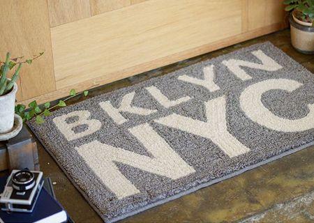 『クーカン』玄関マット NYCマット