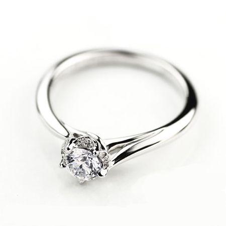 『銀座ダイヤモンドシライシ』 価格帯:約19万円~