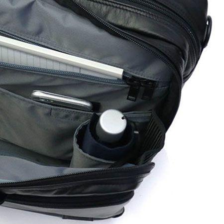 ビジネスバッグのサイズに合わせた折りたたみ傘を