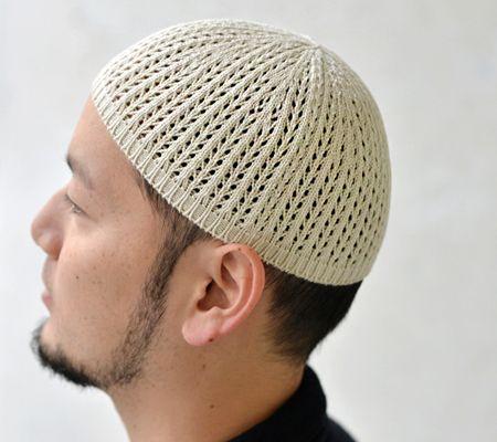 5.帽子のサイズは頭回りを測っておこう