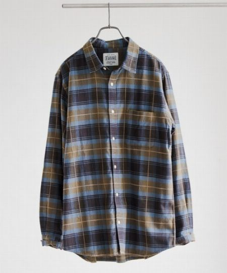 ネルシャツは汎用性が高い定番アイテム。でも……
