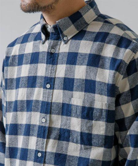 ネルシャツは汎用性が高い定番アイテム。でも…… 2枚目の画像