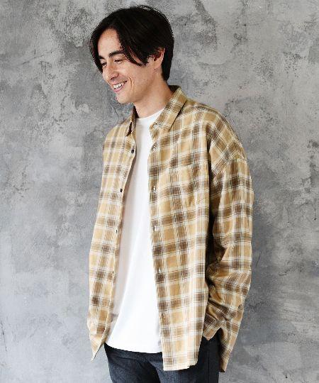 ネルシャツは汎用性が高い定番アイテム。でも…… 3枚目の画像
