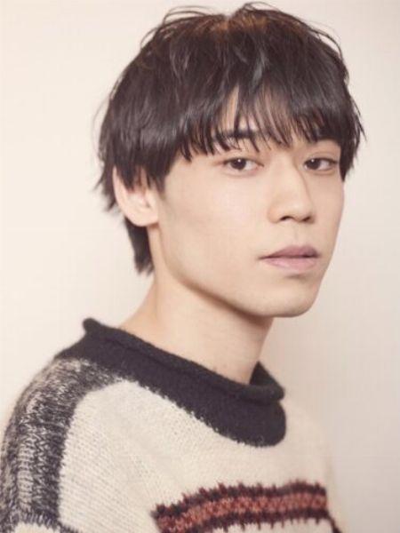 髪型 マッシュ 男子