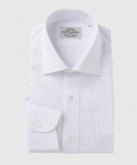 『ユナイテッドアローズ』セミワイドシャツ