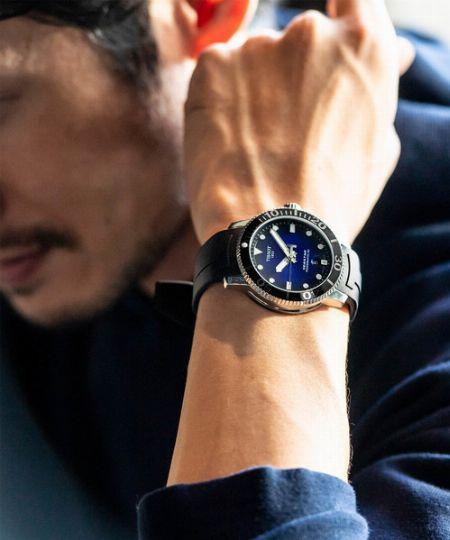 スイスが生んだ実用時計の極致、『ティソ』とは?