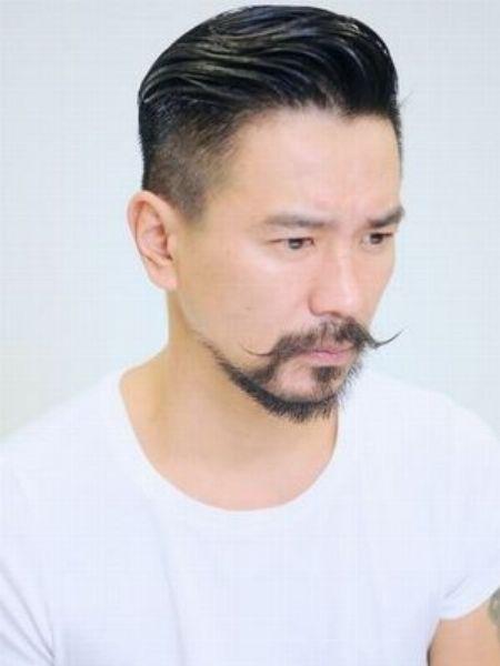 バーバースタイルって、こんな髪型です 2枚目の画像