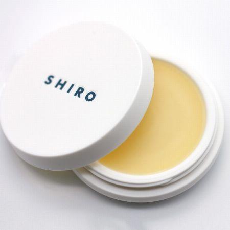 『シロ』 ホワイトリリー 練り香水