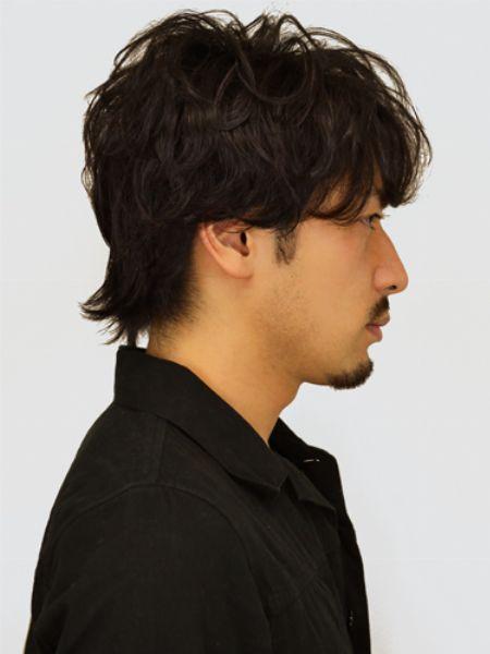 髭 デザイン 顎