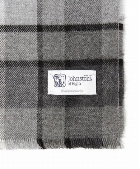 生地メーカーとして生まれたスコットランドの名門『ジョンストンズ』