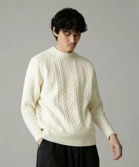 チェスターコートで品良くスタイリングするのが基本形