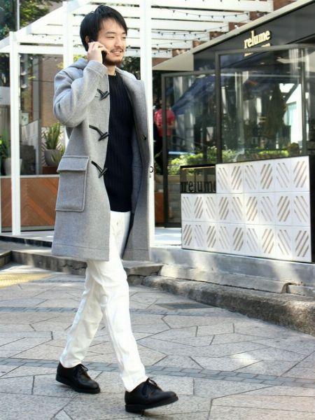 ▼コンサバ女子が一緒に歩きたいメンズコーデ案 5枚目の画像