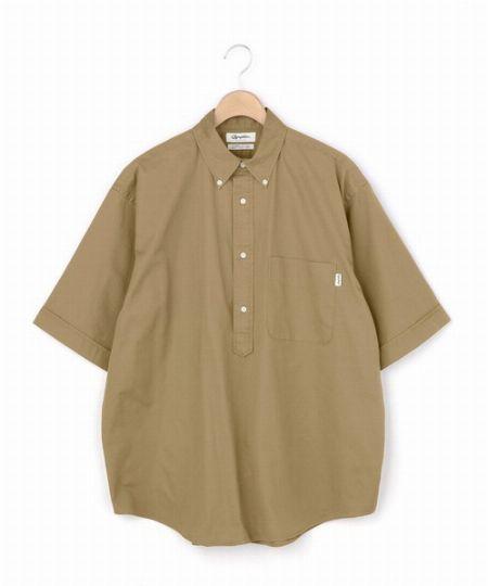 『ビショップ』別注 半袖ビッグプルオーバーシャツVTW MEN