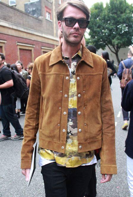 テーマ3:軽く羽織って華麗に登場。ブルゾンやワークジャケットがじわる 3枚目の画像