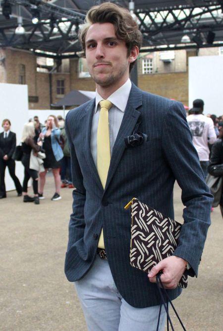 テーマ1:ドレスコードがなくてもジャケットでキメる! 英国紳士なスタイリング