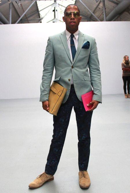 テーマ1:ドレスコードがなくてもジャケットでキメる! 英国紳士なスタイリング 2枚目の画像