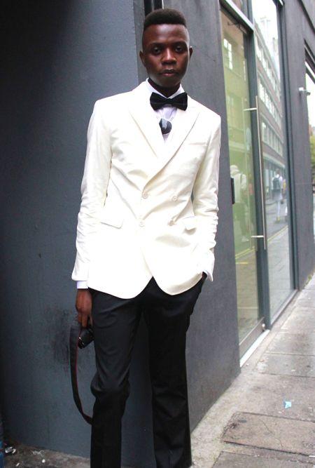 テーマ1:ドレスコードがなくてもジャケットでキメる! 英国紳士なスタイリング 3枚目の画像