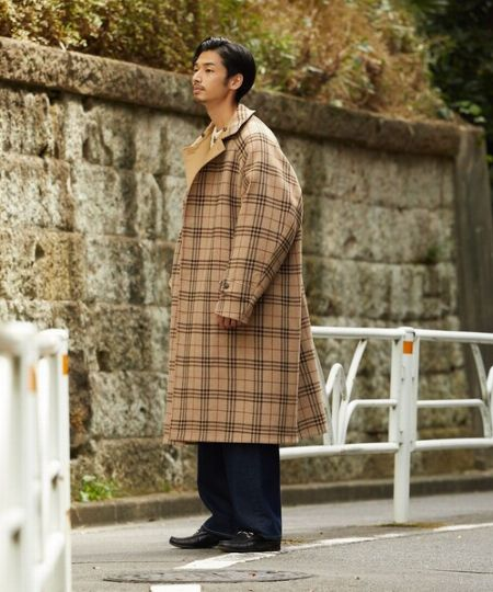 『フリークスストア』テックメルトン サーモライト コート