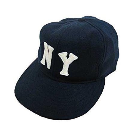 ニューヨーク ブラックヤンキース 1936 ウールキャップ NYB36C