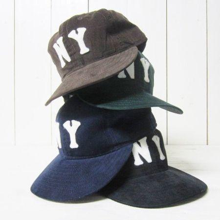 ニューヨーク ブラックヤンキース 1936 コーデュロイコレクション
